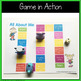 All About Me Activity Board Game - Back to School