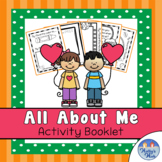 All About Me Activity Booklet