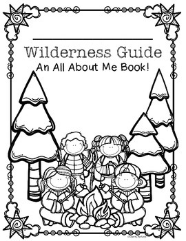 All About Me {Adventure Themed!}