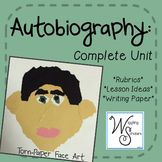 Autobiography Unit Student Books