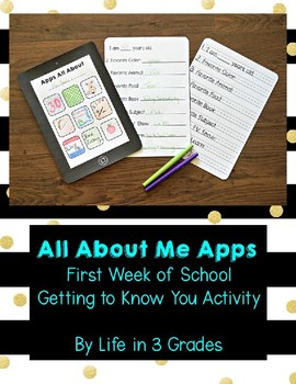 All About Me Apps