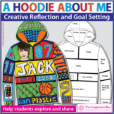 All About Me Art | Hoodie Design Activity