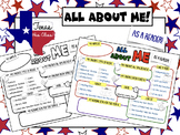 All About Me:  As a Reader
