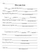 All About Me: Autobiography Unit