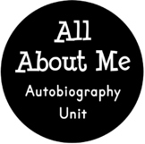 All About Me: Autobiography Unit