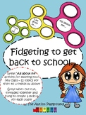 All About Me - Back To School Activity - Getting to know y