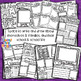 All About Me 'Superhero'  - a Back to School activity pack for 3rd Grade