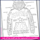 All About Me Back to School Hoodie Art & Writing Activity