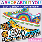 All About Me Shoe Design Activity