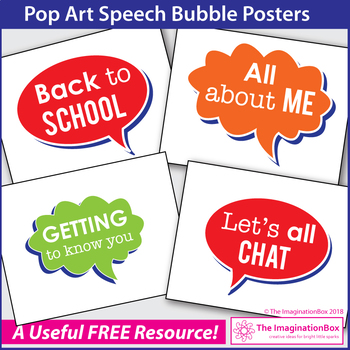 FREE All About Me Activity - 50 Get To Know You Questions