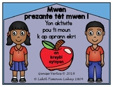 Back-to-School: All About Me! Writing Activity in Haitian Creole