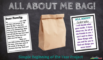 Unusual image pertaining to all about me bag printable