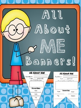 All About Me Banners!