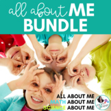 All About Me Banners BUNDLE! General, Math, and Science