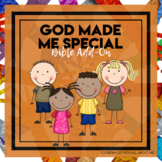 All About Me Bible Add-On Mini Unit Lessons