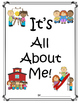 Writing Project - All About Me Book