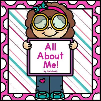 All About Me Book (Back to School)