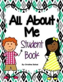 All About Me Book {Back to School}