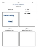 All About Me Book Outline