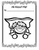 All About Me Books for Super Students
