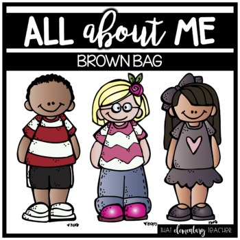 All About Me Brown Bag
