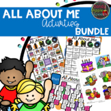 All About Me Activities- Bundle