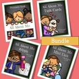 All About Me Mega Bundle for Math, Literacy and Discovery Centers