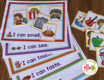 All About Me Bundle of Activities for Preschool and Pre-K All About Me Theme
