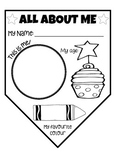 All About Me Bunting (2 Versions)