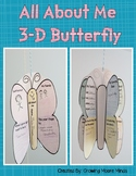 All About Me Butterfly 3-D