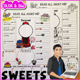 Sweets All About Me Poster