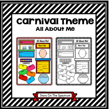 All About Me Carnival Theme