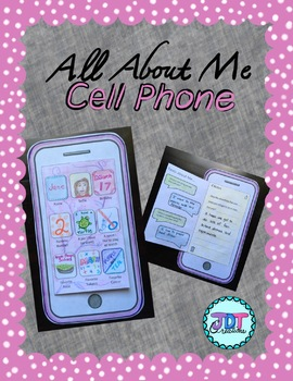 All About Me Cell Phone