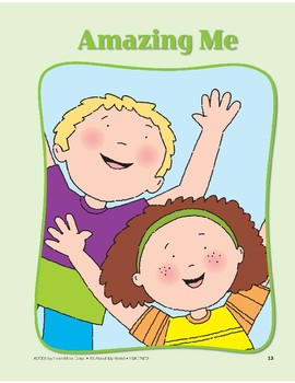 All About Me: Circle-Time Book