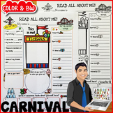 Carnival All About Me Poster