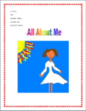 All About Me Computer Technology Lesson