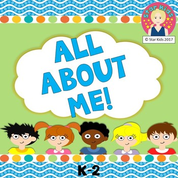 All About Me! {Craftivity for the Beginning of the Year}