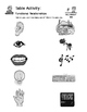 All About Me - Curriculum‐Based Language Enrichment Worksheets & Activities