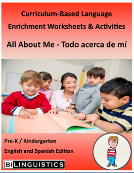 All About Me - Curriculum‐Based Language Enrichment Worksh