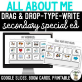 All About Me Digital Activity SS