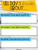 All About Me Digital Back to School Activity with a Farmhouse Theme