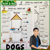 Dogs All About Me Poster