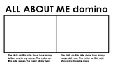 All About Me Domino