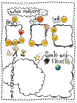All About Me - Doodle Emoji Freebie