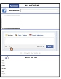 All About Me Facebook Style