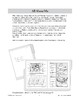 All About Me File Folder Report