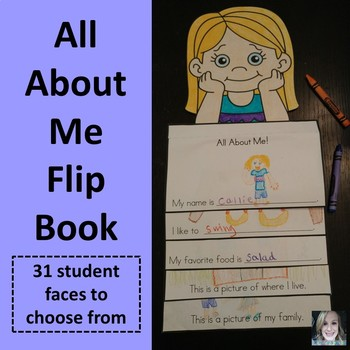 All About Me Flip Book By Kinder Sparks Teachers Pay Teachers This flipbook helps students understand the difference between a city, state, country, continent, and planet. usd