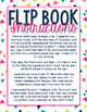 All About Me Flip Book [Print, Fold, Staple!]