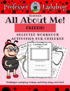All About Me! Freebie Workbook