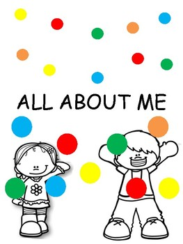 All About Me Fun Pack